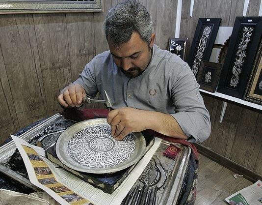 Markazi province exports over $46,000 of handicrafts