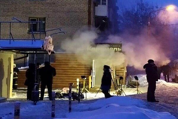 Rusya'da oteli kaynar su bastı: 5 ölü!