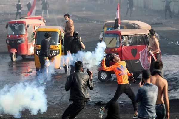 تیراندازی شدید در بغداد/ نشست مهم امنیتی برای تامین امنیت کربلا