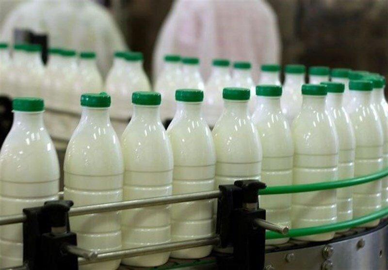 شیر کم چرب روغن پالم ندارد