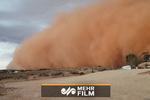تصاویری وحشتناک از طوفان غبار در استرالیا