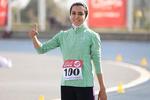"""العدّاءة الإيرانية """"فصيحي"""" تفوز ببطولة كأس ألعاب القوى وتسجل رقما قياسيا جديدا"""