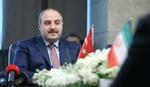 Iran, Turkey emphasize boosting coop. in technology, industrial fields