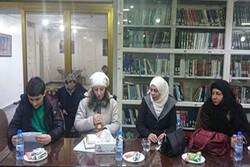 اقامة الاجتماع 51 لهواة اللغة الفارسية في دمشق