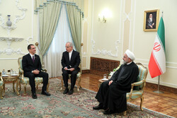 US' illegal sanctions against independent states crime against humanity: Rouhani