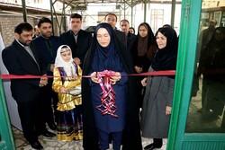نمایشگاه توانمندی بانوان گیلانی در رشت آغاز به کار کرد