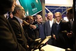 نمایشگاه تخصصی شهر هوشمند در مشهد افتتاح شد