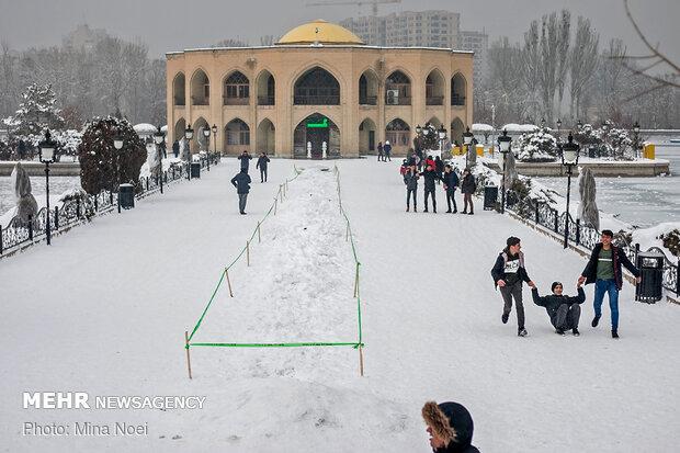 سامانه فعال بارشی فردا وارد آذربایجان شرقی میشود
