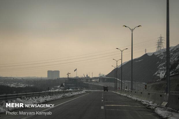 Tehran-North Freeway