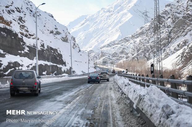 بازدید از آزادراه تهران – شمال