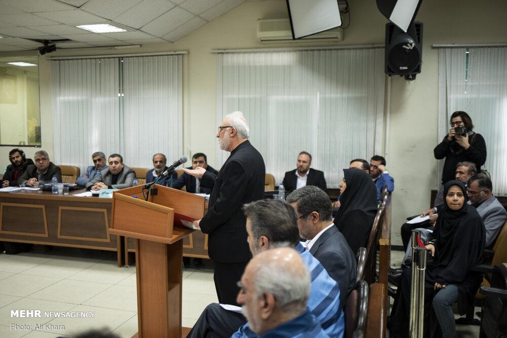 دادگاه رسیدگی به اتهامات علی دیواندری