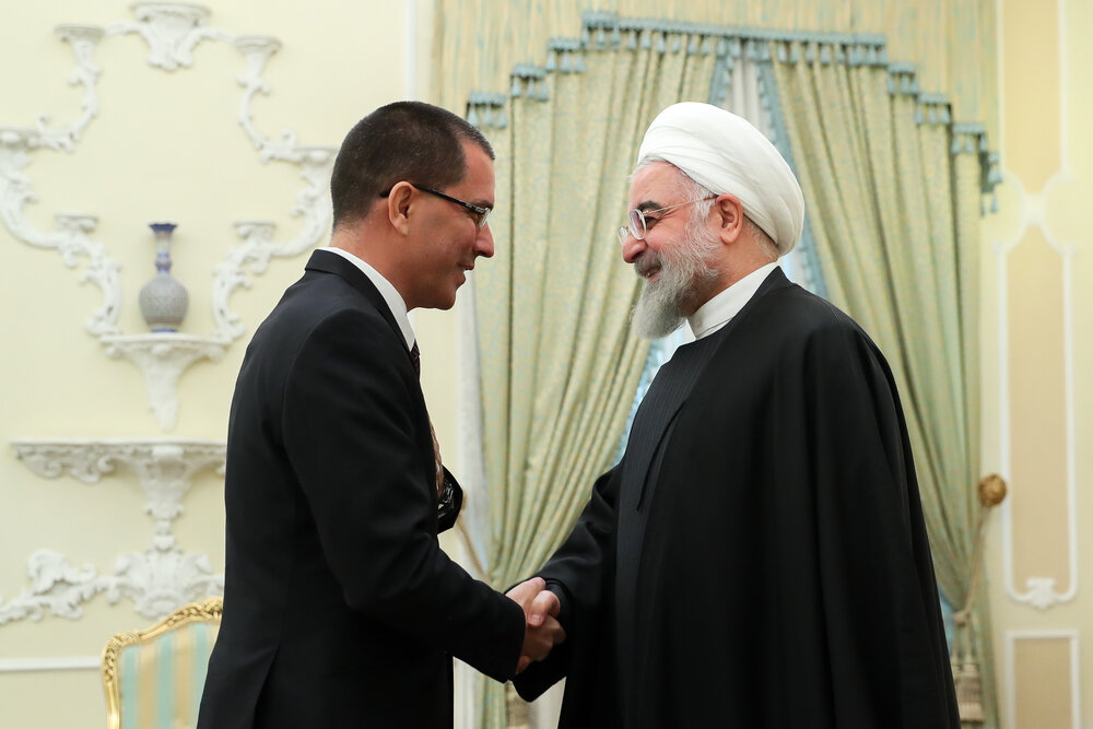 Rouhani: Trump just implementing Israeli policies