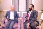 الغارديان: فضيحة قرصنة ولي عهد السعودية لهاتف جيف بيزوس مؤسس أمازون عام 2018