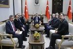VP Sattari holds meeting with Turkish counterpart