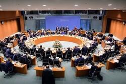 Berlin conference on Libya