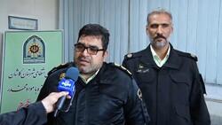 دستگیری ۵۳ معتاد متجاهر در کاشان