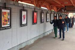 برگزاری نمایشگاه کاریکاتور «جنتلمنهای تروریست» در قم