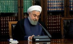 Rouhani declares law to reflect U.S. crimes, conspiracies in school books