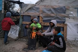 اردوگاه پناهندگان و مهاجران در یونان