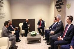 صدر ٹرمپ اور صدر اشرف غنی کی ملاقات