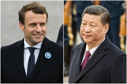 Macron, Xi Jinping hold phone talks over Iran nuclear program