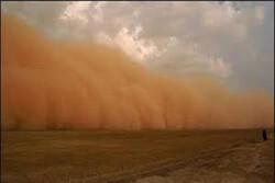 سالانه ۱۷۱۰ تن گردو غبار در منطقه الله آباد آبیک تولید می شود