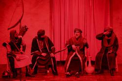 حضرت زہرا (س) کی شہادت کی مناسبت سے نمائش کا افتتاح