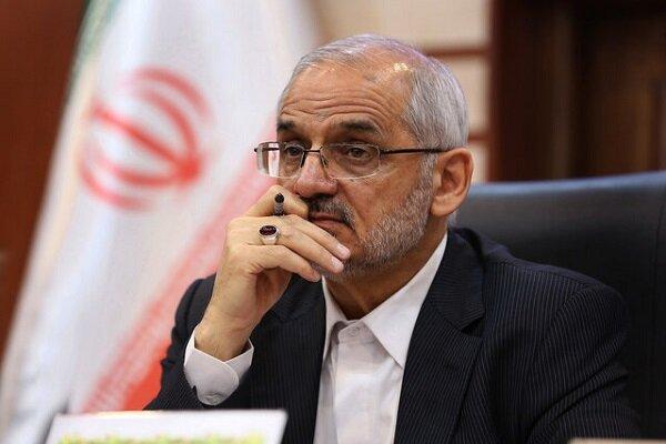 İran Eğitim Bakanı Şam'a gitti