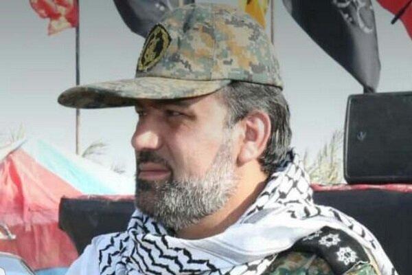 استشهاد قائد في قوات التعبئة بمدينة دارخوين بمحافظة خوزستان