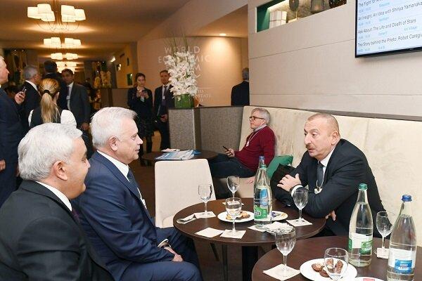 Azerbaycan ve Rusya arasında enerji anlaşması
