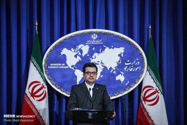 Iran to legally pursue case of US assassination of Lt. Gen. Soleimani: FM spox
