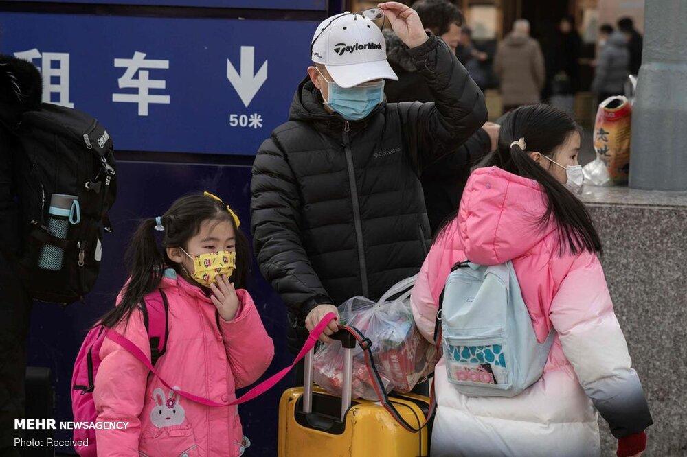 شیوع ویروس کرونا در چین