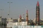 پاکستان موشک هستهای سطح به سطح آزمایش کرد