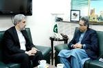 مسؤول باكستاني: ملتزمون بتنمية التعاون مع ايران بمجال الطاقة