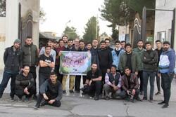 اعزام ۵۰ دانشجوی دانشگاه فنی و حرفه ای سمنان به سیستان و بلوچستان