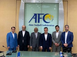 Iranian teams still uncertain about their hosting rights at ACL