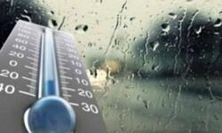 گذر موج بارشی از آسمان اصفهان/شمال غرب و جنوب استان بارانی میشود
