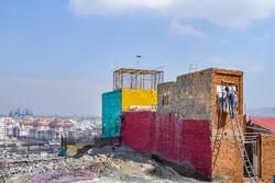 محلههای رنگی