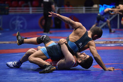 40th Intl. Takhti Cup in Shiraz