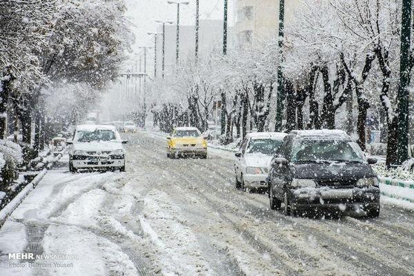 کاهش محسوس دما در نیمه شمالی کشور/ ورود سامانه بارشی جدید به کشور