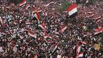 بغداد میں امریکہ مردہ باد کے فلک شگاف نعرے/ کئی ملین عراقیوں کا امریکہ کے خلاف احتجاج