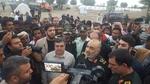 فرمانده کل سپاه از مناطق سیلزده جاسک بازدید کرد