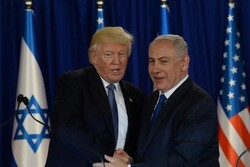 Zionist regime officials urge intl. community to support Trump in sanctioning Iran