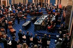 امریکی صدر ٹرمپ کے جنگی اختیارات محدود کرنے کی قرارداد منظور
