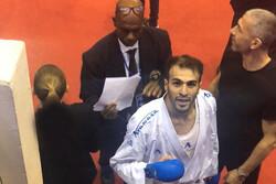 صعود عسگری به دیدار نهایی/ پایان کار نمایندگان ایران در روز نخست