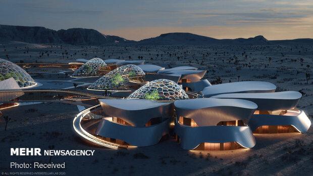 پروژه ایستگاه آزمایشی زیست تجربی برای زندگی در مریخ