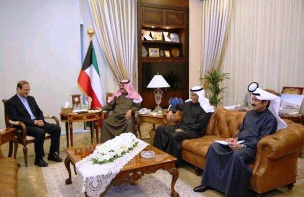 السفير الإيراني لدى الكويت يتطلع الى الإسراع في إرسال المساعدات الى إيران