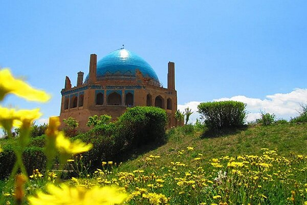 Soltaniyeh Dome, largest brick dome in world