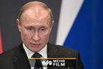 برخورد جالب رئیس جمهور روسیه با یک سرباز فلسطینی