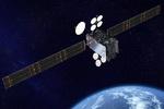 انفجار ماهواره در فضا, ماهواره